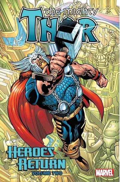 Thor – Heroes Return Omnibus Vol. 2 (Fan Made) (2018)