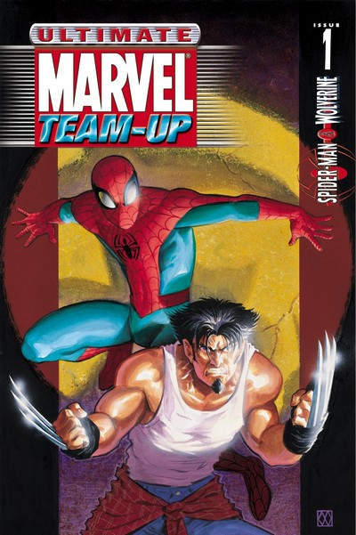 Ultimate Marvel Team-Up #1 – 16 (2001-2002)