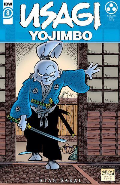 Usagi Yojimbo #8 (2020)