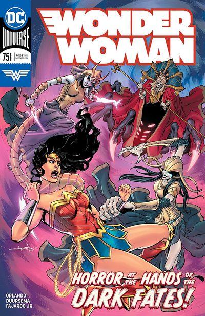 Wonder Woman #751 (2020)