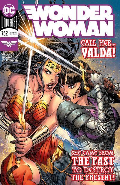 Wonder Woman #752 (2020)