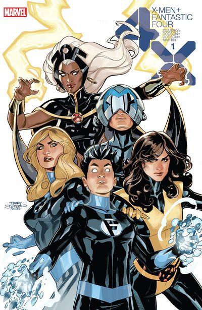 X-Men – Fantastic Four #1 (2020)