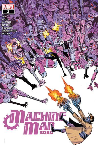 2020 Machine Man #2 (2020)