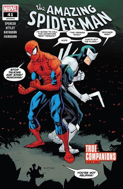 Amazing Spider-Man #41 (2020)