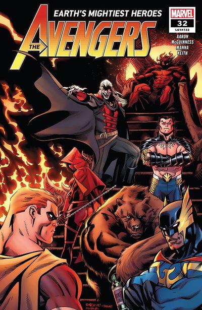 Avengers #32 (2020)