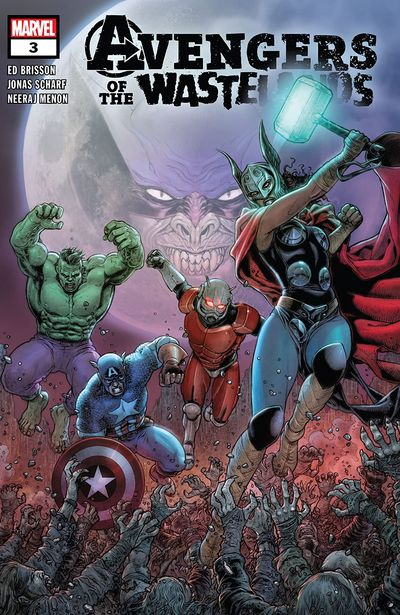Avengers Of The Wastelands #3 (2020)