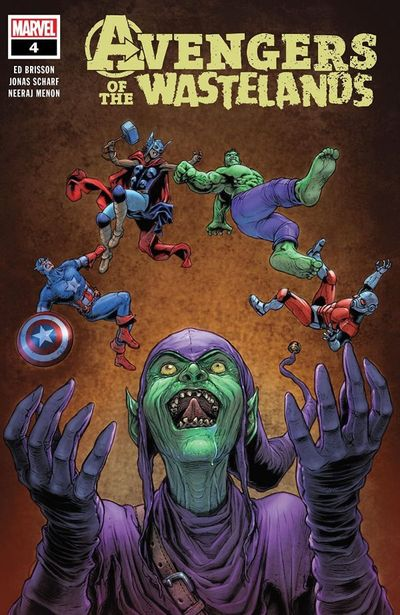 Avengers Of The Wastelands #4 (2020)