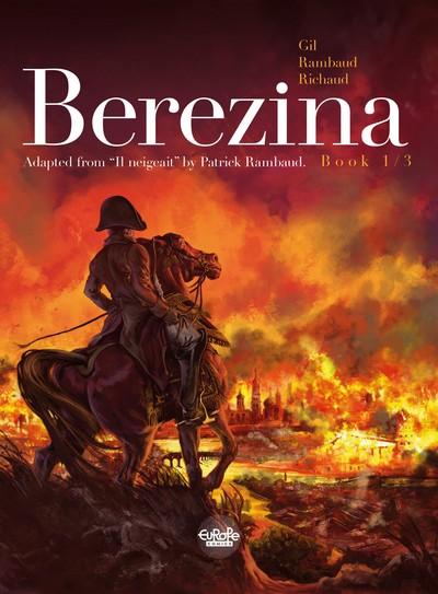 Berezina #1 – 3 (2017-2018)