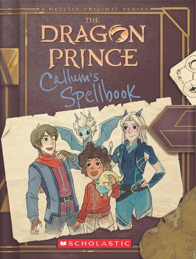 Callum's Spellbook – The Dragon Prince (2020)
