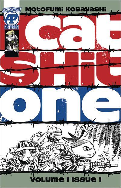 Cat Shit One Vol. 1 #1 (2020)