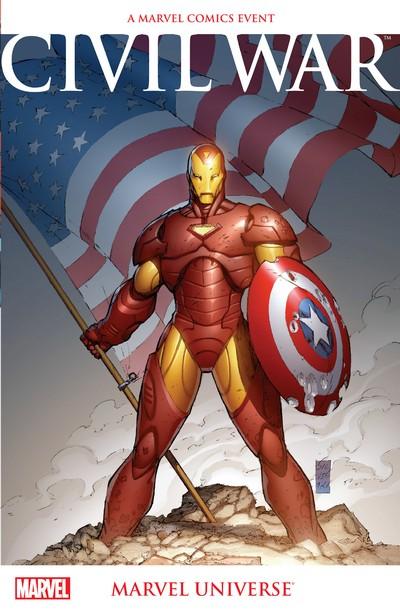 Civil War – Marvel Universe (TPB) (2014)