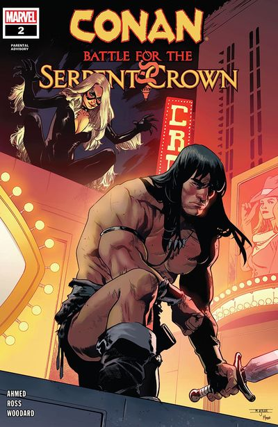 Conan – Battle For The Serpent Crown #2 (2020)