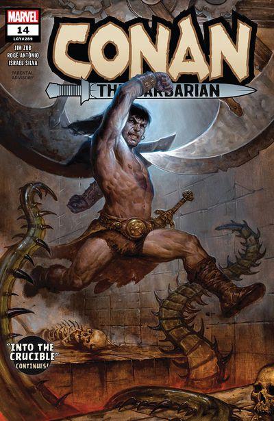 Conan The Barbarian #14 (2020)