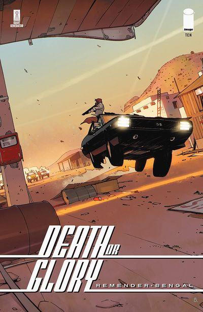 Death Or Glory #10 (2020)