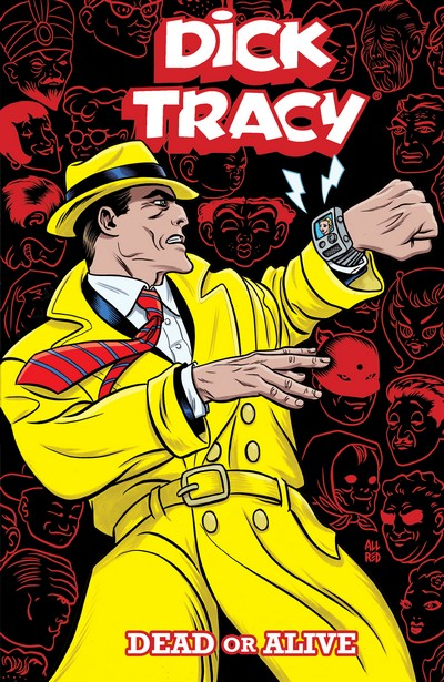 Dick Tracy – Dead or Alive (TPB) (2019)