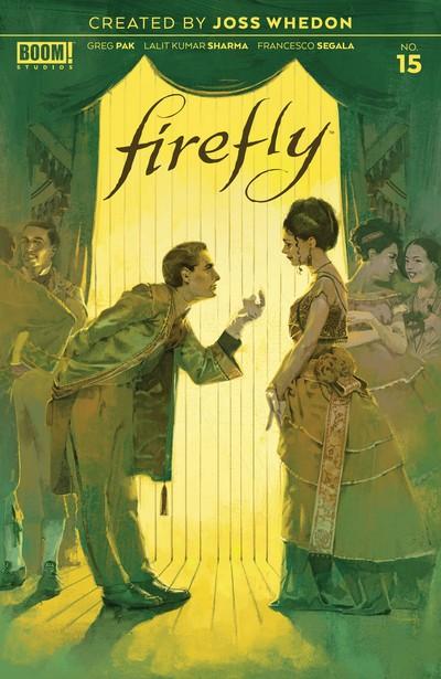 Firefly #15 (2020)