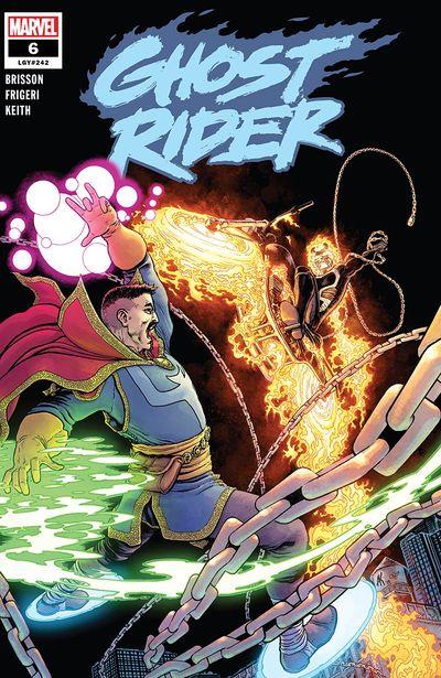 Ghost Rider #6 (2020)