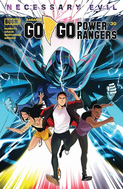 Go Go Power Rangers #30 (2020)