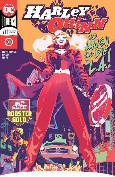 Harley Quinn #71 (2020)