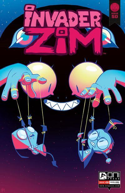 Invader Zim #50 (2020)