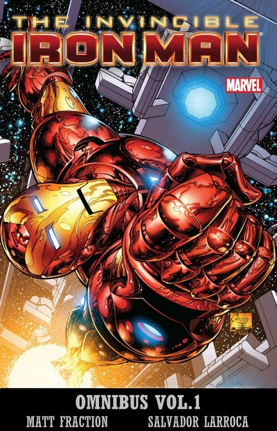 Invincible Iron Man Omnibus Vol. 1 – 2 (Fan Made) (2010-2012)