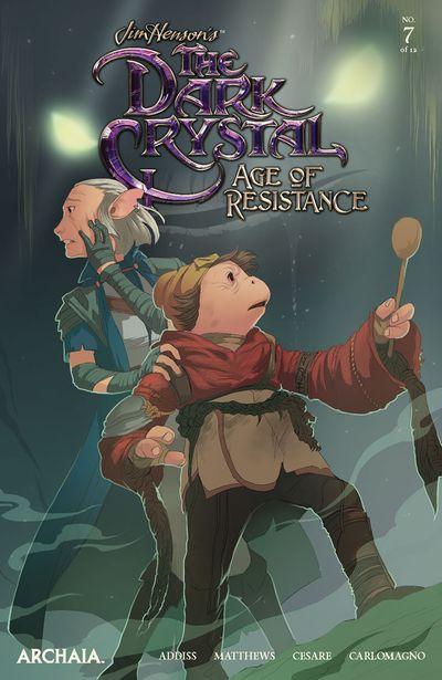 Jim Henson's The Dark Crystal – Age Of Resistance #7 (2020)