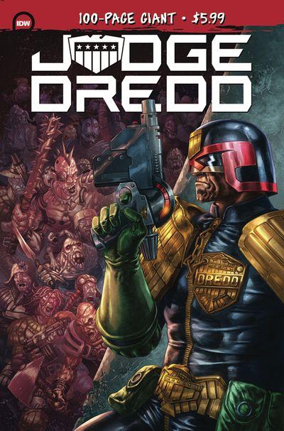 Judge Dredd 100-Page Giant (2020)