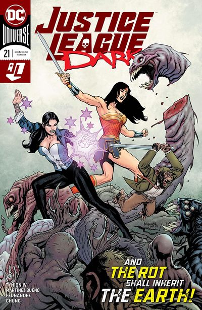 Justice League Dark #21 (2020)