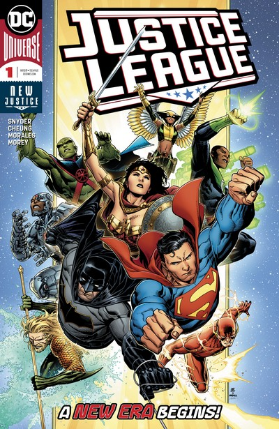 Justice League Vol. 4 #1 – 43 + TPBs + Extras (2018-2020)