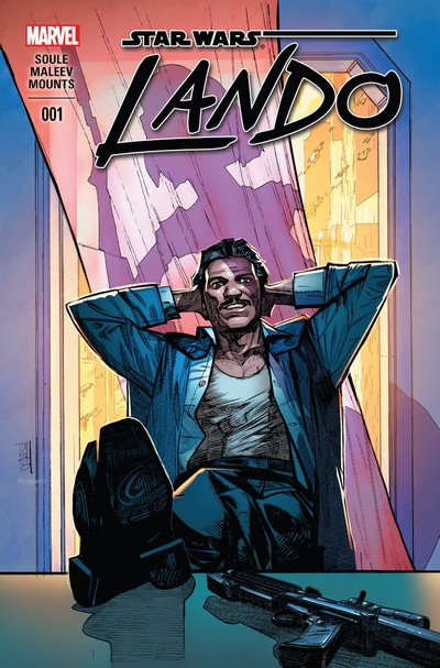 Lando #1 – 5 (2015)