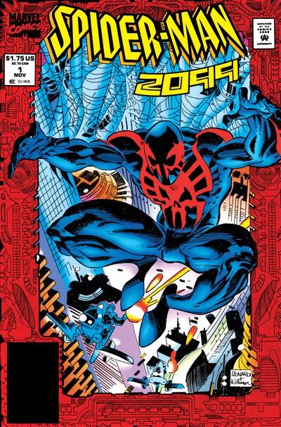 Marvel 2099 Chronology Reading Order (1992-1998)