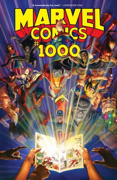 Marvel Comics 1000 Collection (2020)