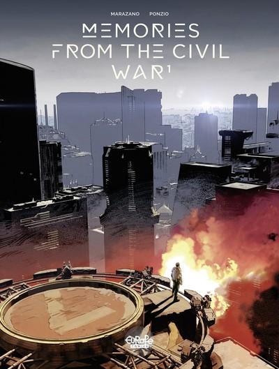 Memories from the Civil War Vol. 1 – 3 (2019)