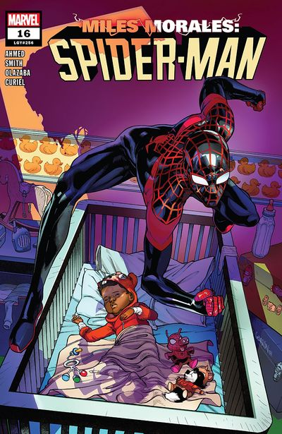 Miles Morales – Spider-Man #16 (2020)