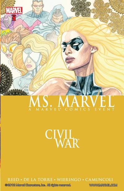 Ms. Marvel Vol. 2 – Civil War (TPB) (2007)