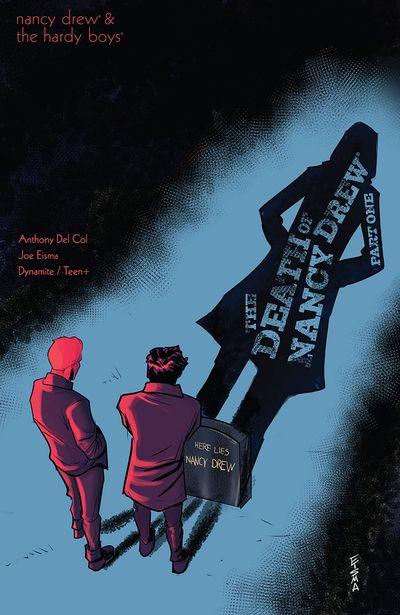 Nancy Drew And The Hardy Boys – The Death Of Nancy Drew #1 (2020)
