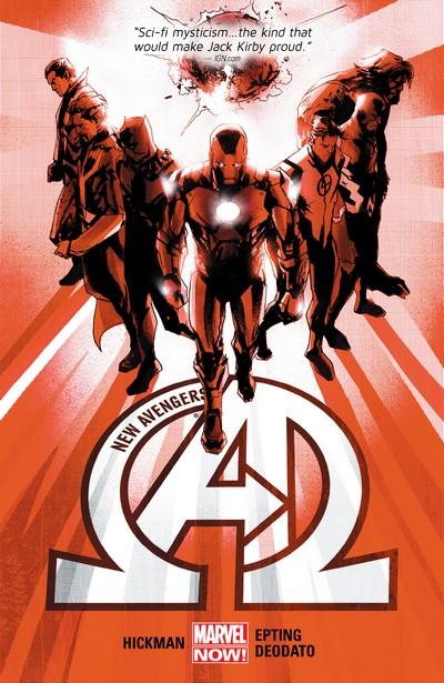 New Avengers by Jonathan Hickman Vol. 1 (TPB) (2019)