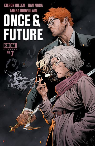 Once And Future #7 (2020)