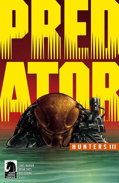 Predator – Hunters III #2 (2020)