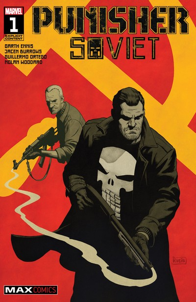 Punisher – Soviet #1 – 6 (2020)