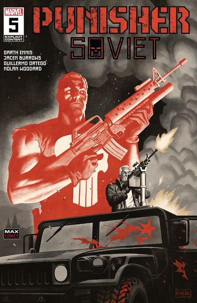 Punisher – Soviet #5 (2020)