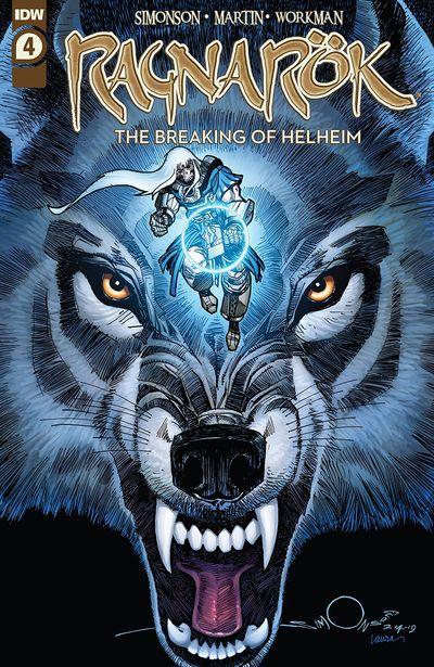 Ragnarok – The Breaking Of Helheim #4 (2020)