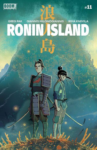 Ronin Island #11 (2020)