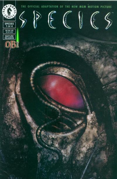 Species Vol. 1 #1 – 4 (1995)