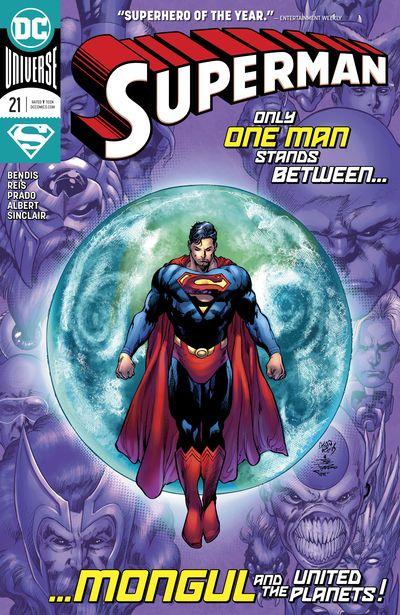 Superman #21 (2020)