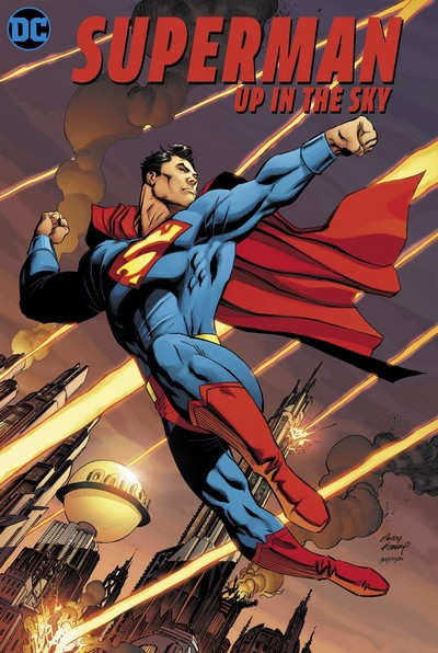 Superman – Up In the Sky (Fan Made TPB) (2019)