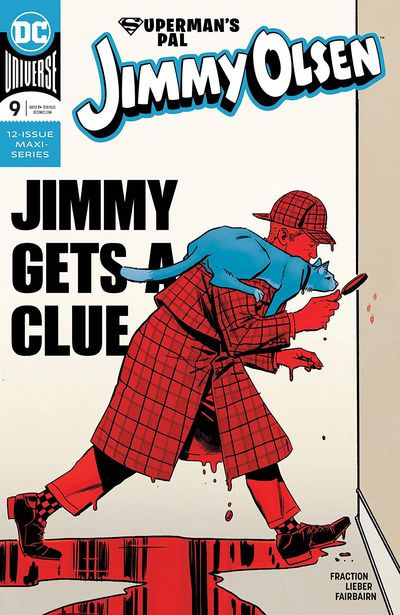Superman's Pal Jimmy Olsen #9 (2020)