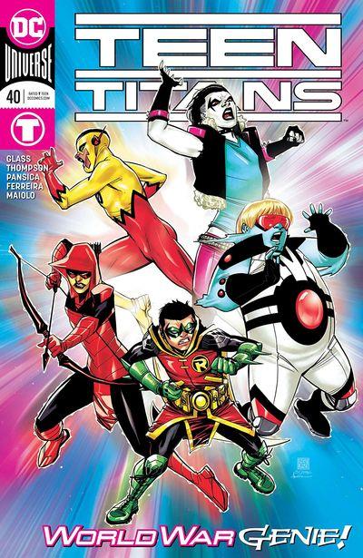 Teen Titans #40 (2020)