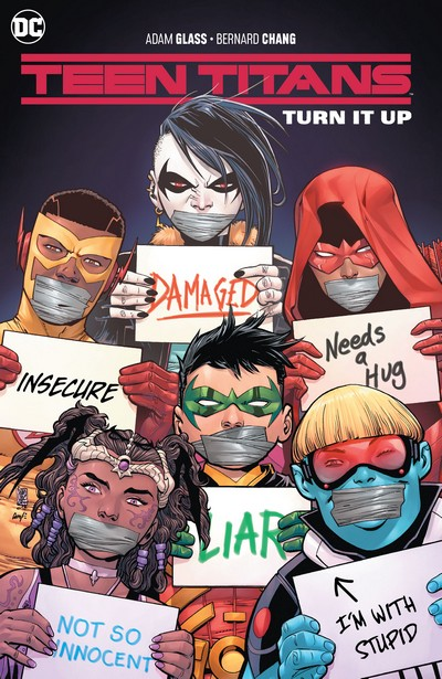 Teen Titans Vol. 2 – Turn It Up (TPB) (2019)