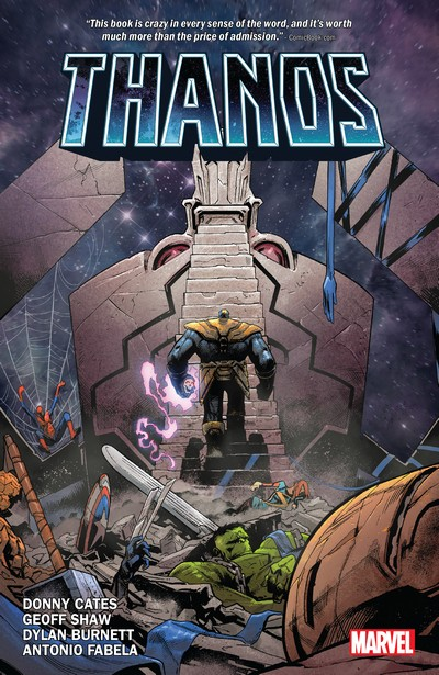 Thanos by Donny Cates (TPB) (2019)